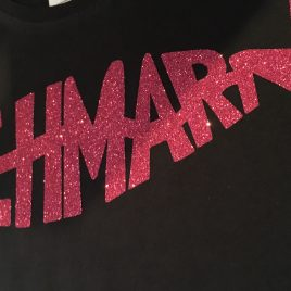 Glitzer – Fehmarnfisch – Shirt