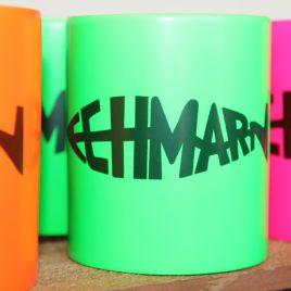 """""""Fehmarnfisch"""", Ösfass, neon"""