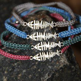 Silberfisch Armband Fehmarnfisch